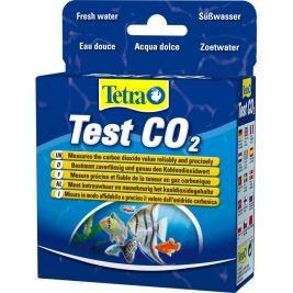 Tetra Test CO2 тест на углекислоту