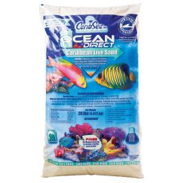 Грунт CaribSea OCEAN DIRECT ORIGINAL GRADE 0,25-6,5мм 9кг CS-00920