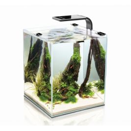 Аквариум Aquael Shrimp Set Smart 20 LED II черный 19л AQ-114957