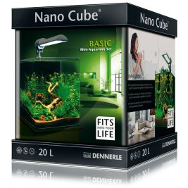 Нано-аквариум Dennerle NanoCube Basic LED 20л DEN5579