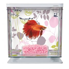 Аквариум Hagen MARINA Betta Kit Floral, 2л