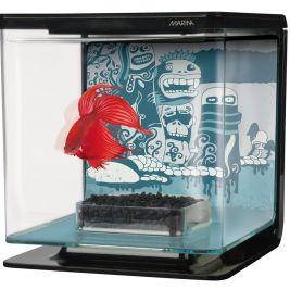 Аквариум Hagen MARINA Betta Kit Wild Things, 2л