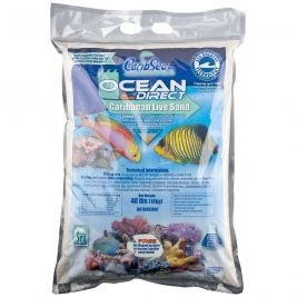 Грунт CaribSea OCEAN DIRECT ORIGINAL GRADE 0,25-6,5мм 18,14кг CS-00940