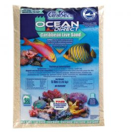Грунт CaribSea OCEAN DIRECT ORIGINAL GRADE 0,25-6,5мм 2,27кг CS-00905