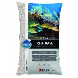 Грунт Red Sea Reef Base Aragonite Sand Ocean White 10кг RS-R22645